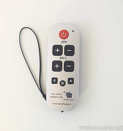 Gmatrix Best Big Button waterproof Universal Remote Control