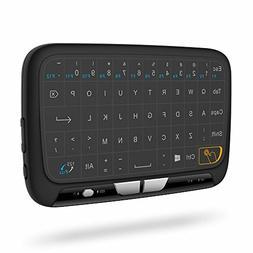 HEYNOW H18 Multifunctional 2.4GHz Wireless Mini Keyboard wit