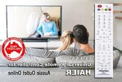 HAIER Universal Smart TV Remote Control No Programming Neede