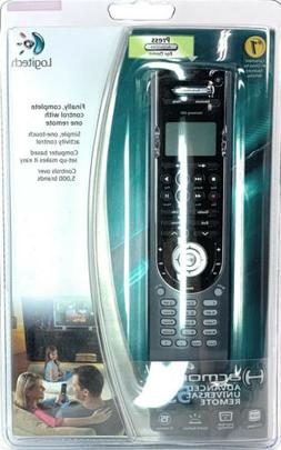 LOGITECH Harmony 550 Advanced Universal Remote - BRAND NEW -