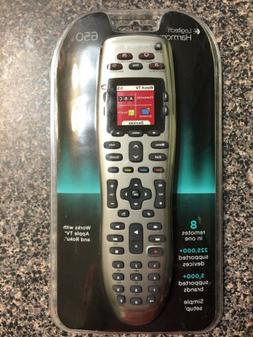 LOGITECH Harmony 650 Universal Remote Control NEW