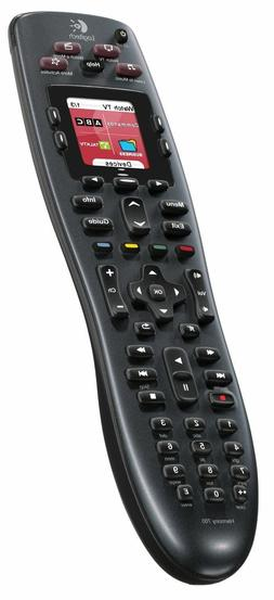 Logitech Harmony 700 Universal Remote Control - For DVD Play