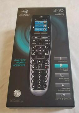 Logitech Harmony One Advanced Universal Remote Control Touch