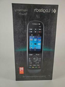 Logitech Harmony Touch Universal Remote with Color Touchscre