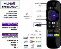 IKU P81 Universal IR Remote Compatible with Roku Express wit