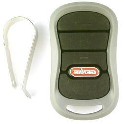 Intellicode 3-button Garage Door Opener Remote - Genie - G3T