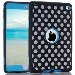 iPad Mini 4 Case - TUSSY  Shock-Absorption High Impact Resis