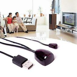 IR Infrared Remote Control Receiver Extender Repeater Emitte