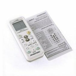 Chunghop K-1028E Universal Lcd A/C Remote Control For Air Co