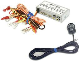 ALPINE KCX-C2600B Single Monitor Front+Rear Camera Selector