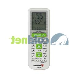 EVERWELL – KT-628 – UNIVERSAL REMOTE CONTROL FOR MINISPL