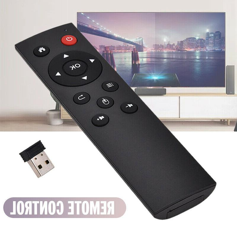 universal wireless remote control keyboard air mouse