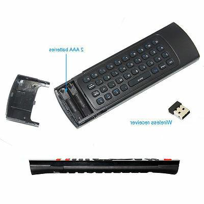 Fly Mouse Air Qwerty for Android TV M8s