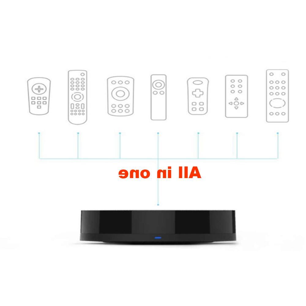 Intelligent WIFI+IR Switch Smart Home Sensor