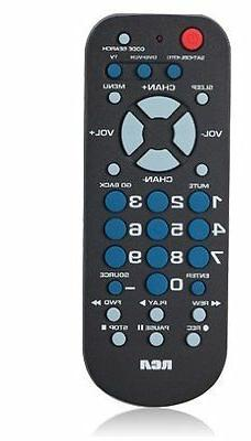 RCA 3-Device Palm-Sized Universal Remote RCR503BE