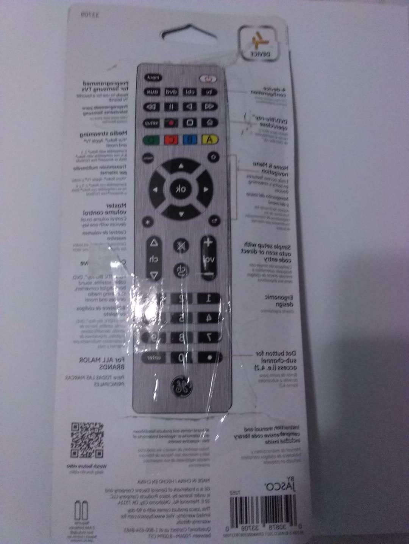GE UltraPro Universal DVR