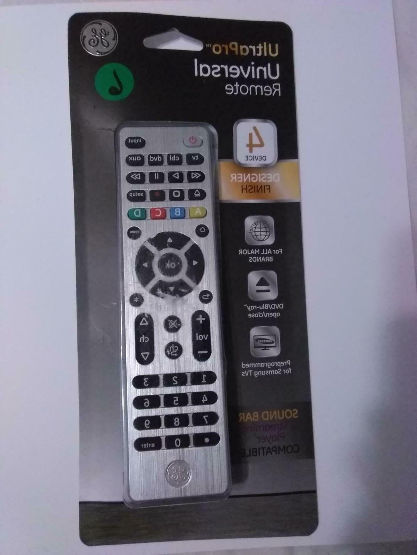 33709 4 device ultrapro universal remote advanced