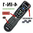 Anderic 4-Device Universal Remote Control for SMART TV, ROKU