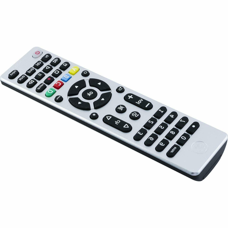 GE Universal Remote, Smart Vizio, Sony, DVD,
