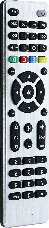 GE Remote, Smart Vizio, Sony, Blu Ray, DVD, DVR,