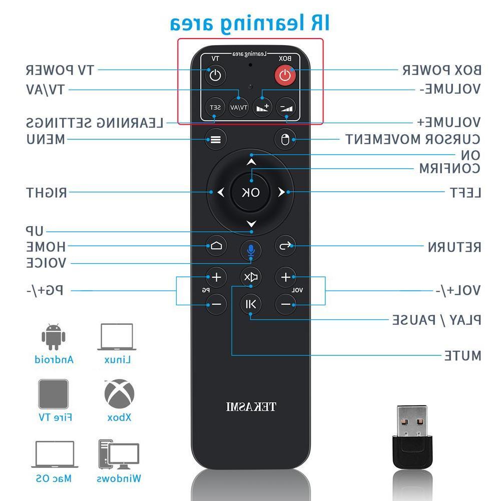 6-key Infrared <font><b>Remote</b></font> Control Mouse Mouse <font><b>Box</b></font> <font><b>Box</b></font> <font><b>Universal</b></font>