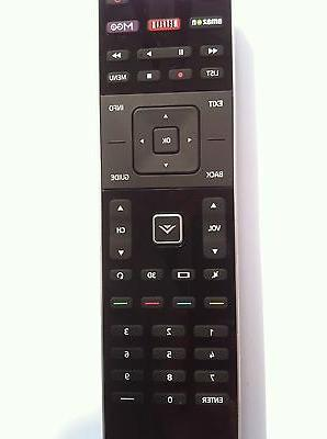 Brand NEW VIZIO XRT510 WiFi Universal Backlit Remote Control