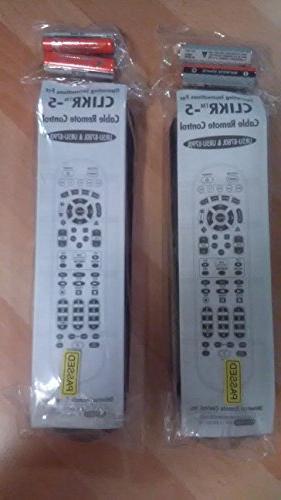 Clikr-5 Time Remote Control Ur5u-8780l