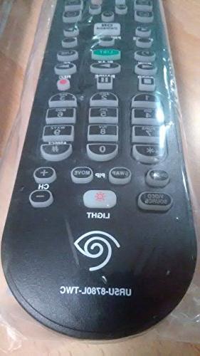 Clikr-5 Time Warner Cable Remote Ur5u-8780l
