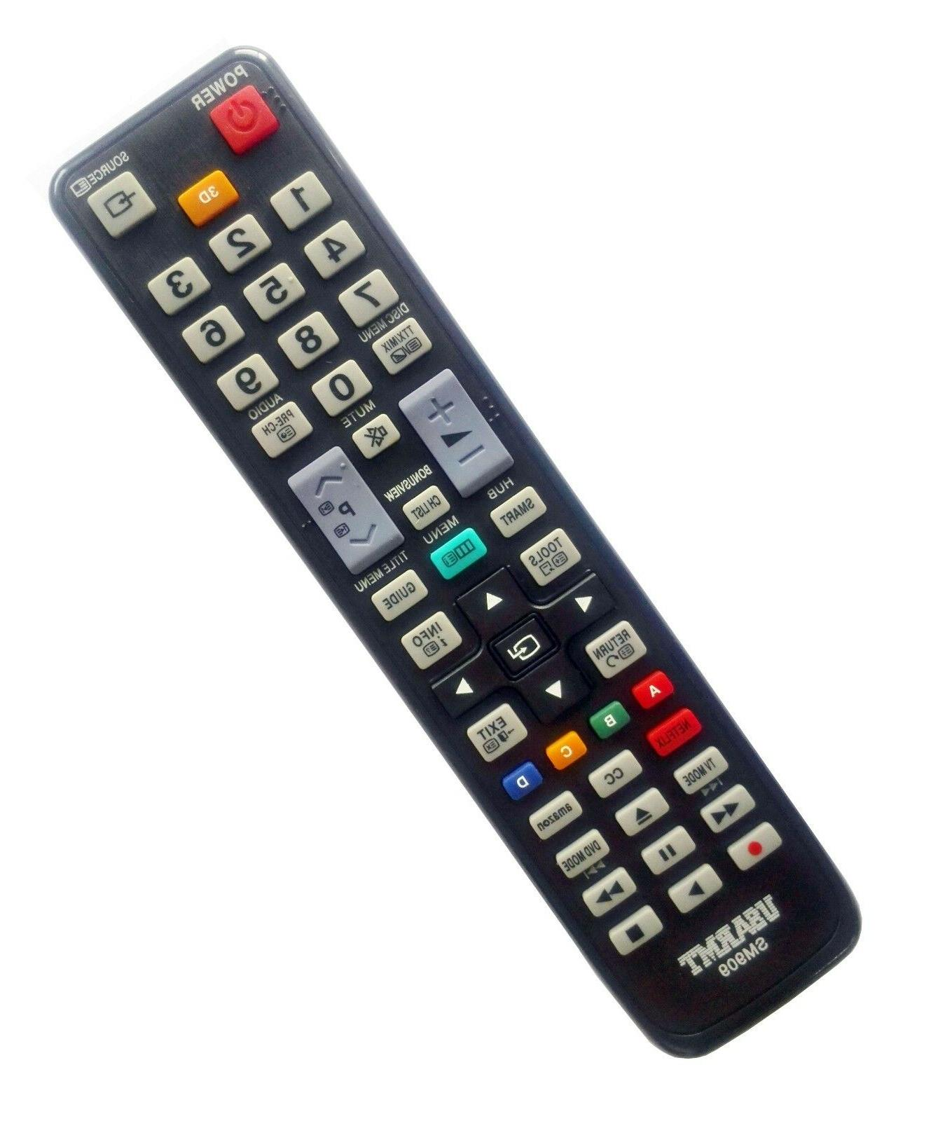 New Samsung DVD Blu-Ray Player Universal Remote by USARMT Fo