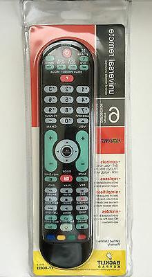 New Universal Remote for RCA RCRPS06GR 6-Device Backlit Keyp