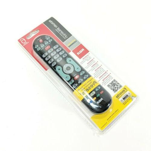 RCA RCRPS06GR 6 Device Universal Remote