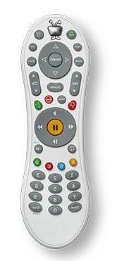 TiVo Bolt Remote Control, White