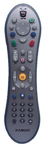 TiVo DVD Remote Control for Pioneer, Humax, and Toshiba TiVo