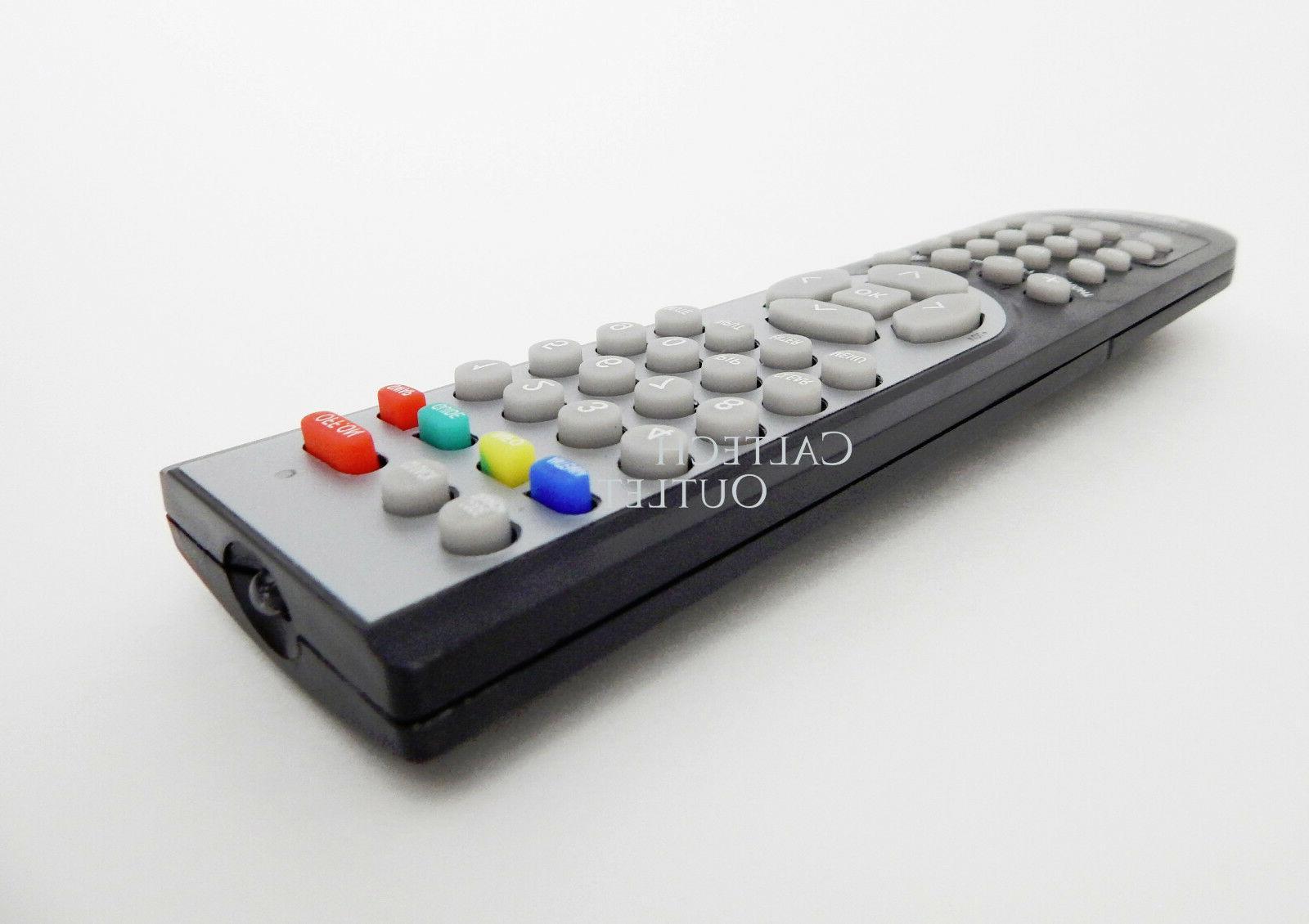 Universal Remote IN VCR