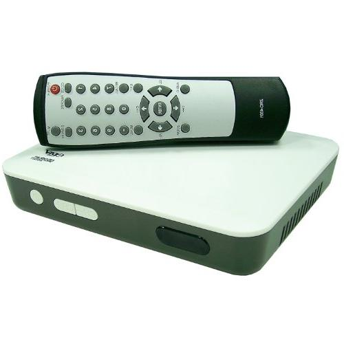 Zinwell ZAT-970A Digital to Analog TV Converter Box