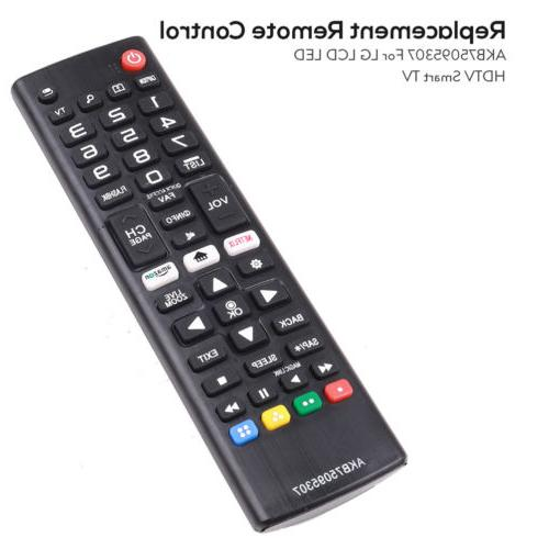 AKB75095307 Universal Replacement Remote Control for All LG