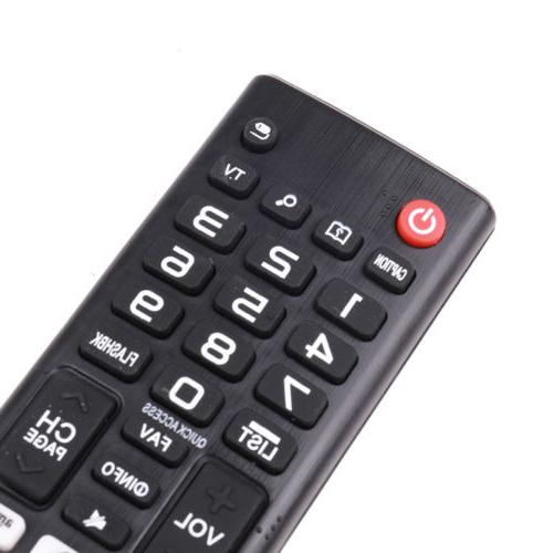 AKB75095307 Replacement Remote Control LG BRAND Smart