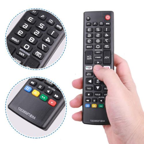 AKB75095307 Replacement Remote Control BRAND