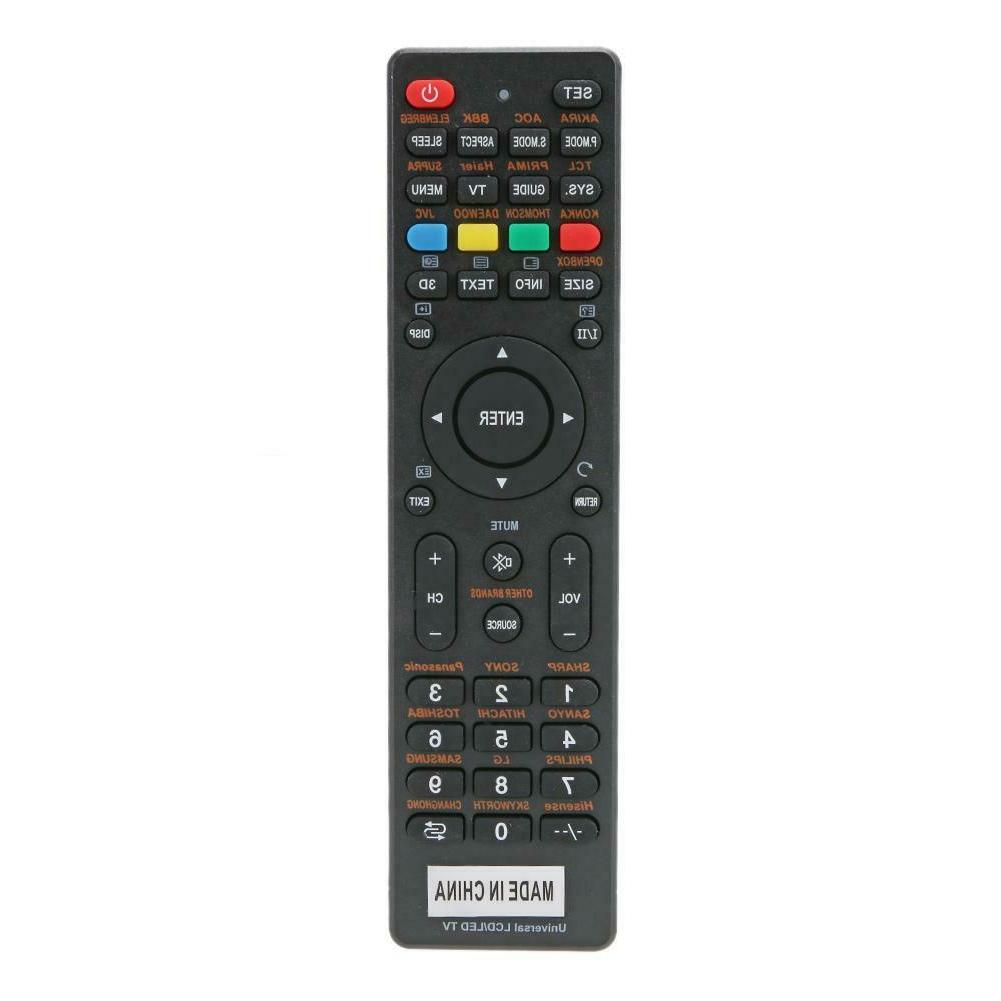 All-in-One Universal TV Remote Control Replacement for Sharp