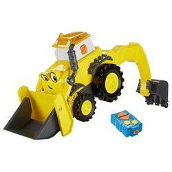 Bob the Builder R/C Super Scoop Talking Motorized Vehicle