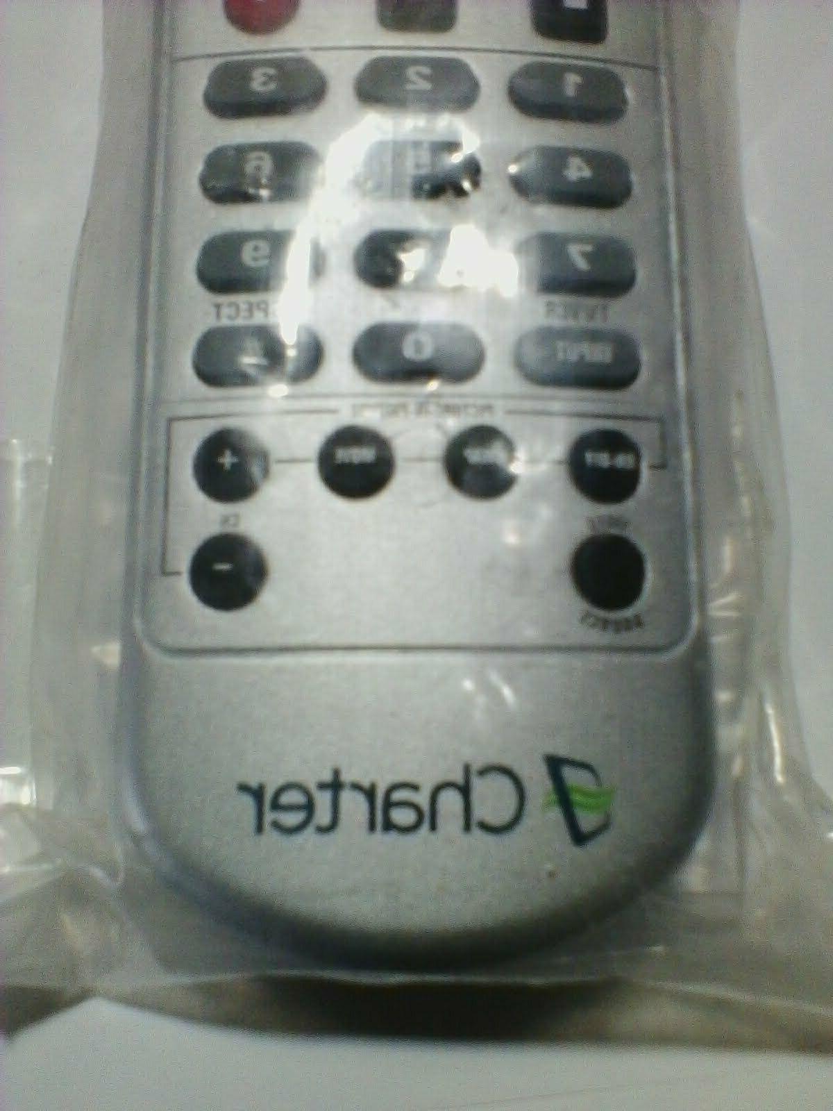 Charter 4 Device Universal Remote Control DVD DVR
