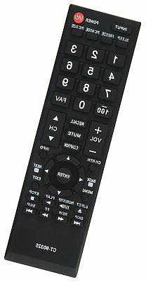 Nettech CT-90325 Lcd Tv Remote Control for Toshiba