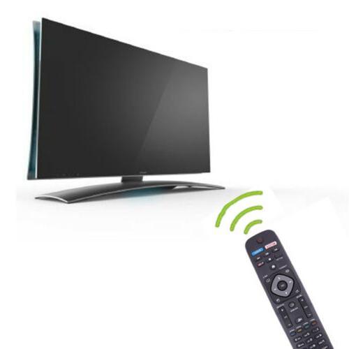 Universal LCD/LED Remote NetFlix Button