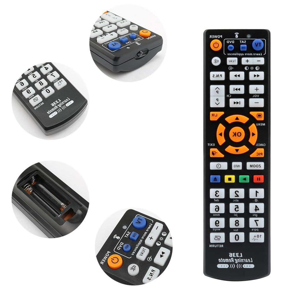 <font><b>Universal</b></font> Smart Control with 3 pages for STB DVD SAT DVB HIFI BOX,