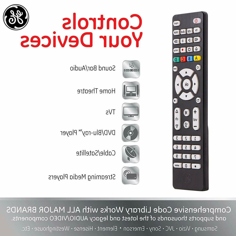 GE 4 Vizio DVD Roku App