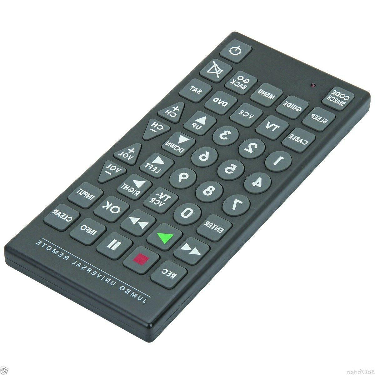 GIANT TV DVD CABLE CONTROL