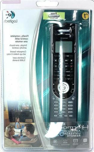 harmony 550 advanced universal remote brand new