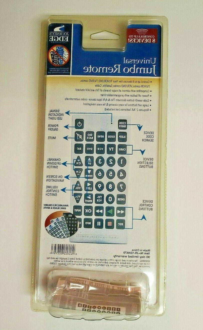 Jumbo Giant Remote & Controls 8