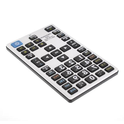 CHUNGHOP Universal Remote Control For SAT AV