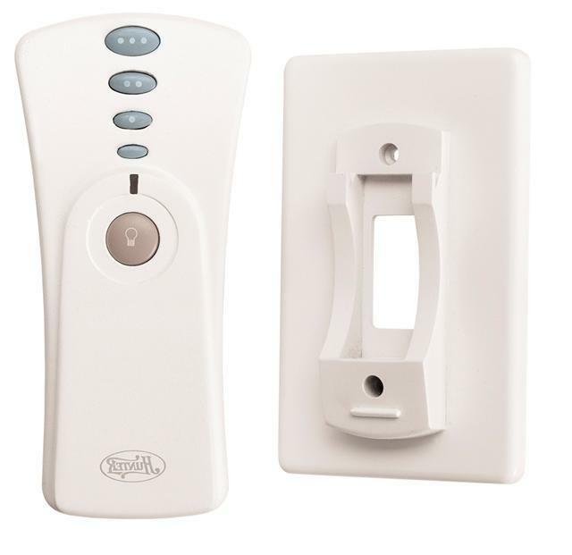Hunter Fan Fan/Light Universal Handheld Remote Control - For